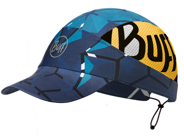 Buff Pack Run Cap Helix ocean